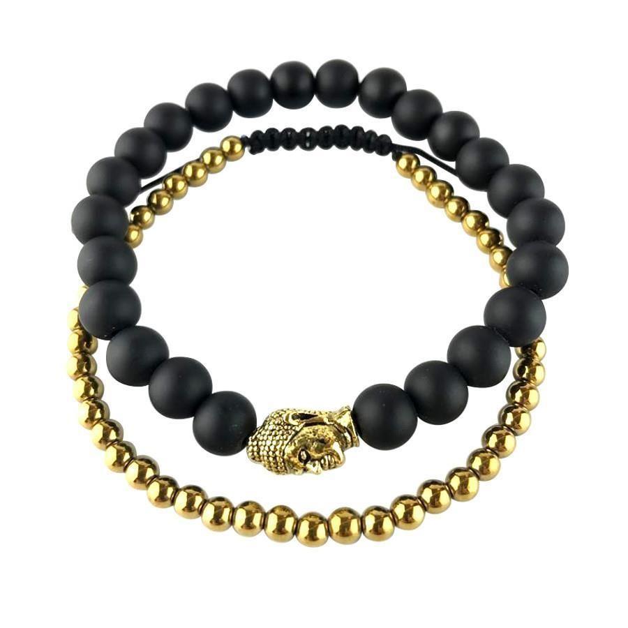 ea3b3b0dafc Набор браслетов из натуральных камней MR JONES BNS143 - купить в ...