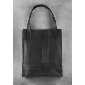 31bd72a12a6d Кожаная сумка шоппер Everiot Bnote