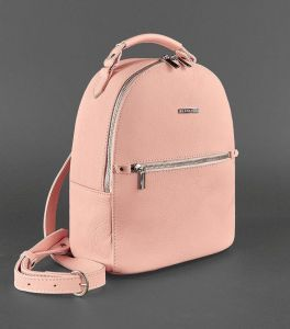 3bd3d4be98c8 Женский рюкзак-трансформер Everiot Bnote KYLIE розовый BN-BAG-22-barbi из  ...