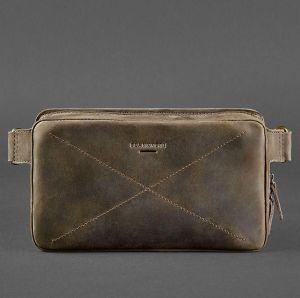 b0decbca31ea Сумка на пояс (crossbody) Everiot Bnote DropBag Maxi коричневая bn-bag-20  ...