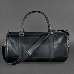 158a4302104a Кожаная сумка мужская для спорта и поездок Everiot Bnote Harper графит BN- BAG-14 ...