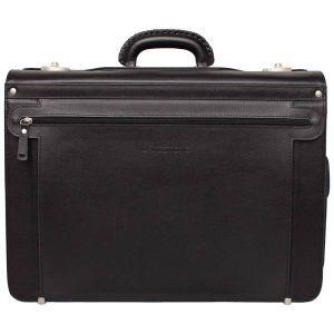 5490099c00b6 Деловой портфель Lakestone James Black мужской кожаный черный ...