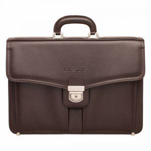81aa153f1b52 Портфель Lakestone Farington Brown мужской кожаный коричневый ...